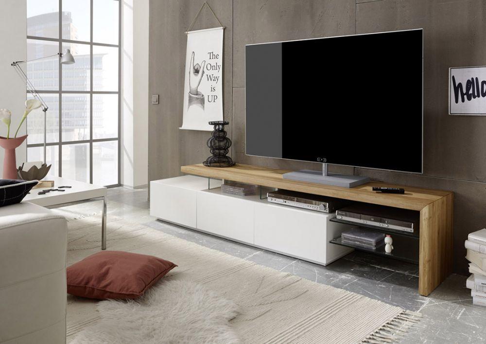 Niesamowite Amigo szafka RTV- drewno dębowe EX88